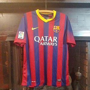 FC Barcelona Jersey   Nike Soccer   2014-2015